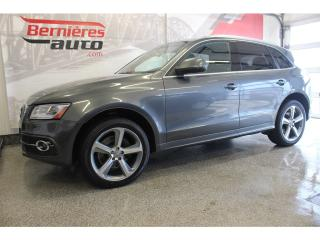 Used 2014 Audi Q5 Technik S-Line Tdi for sale in Lévis, QC