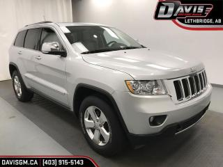 Used 2011 Jeep Grand Cherokee for sale in Lethbridge, AB