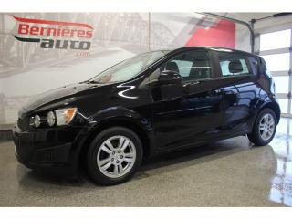 Used 2012 Chevrolet Sonic for sale in Lévis, QC