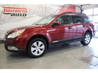 Used 2011 Subaru Outback 3.6 R + Toit for sale in Lévis, QC