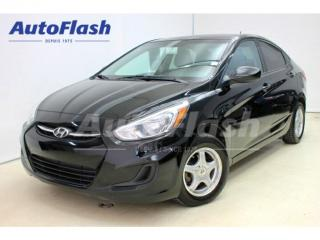Used 2015 Hyundai Accent for sale in St-Hubert, QC