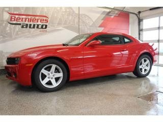 Used 2011 Chevrolet Camaro 1LT for sale in Lévis, QC