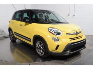 Used 2014 Fiat 500 L L Trekking A/c Mags for sale in L'ile-perrot, QC