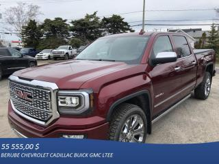 Used 2017 GMC Sierra 1500 for sale in Rivière-Du-Loup, QC