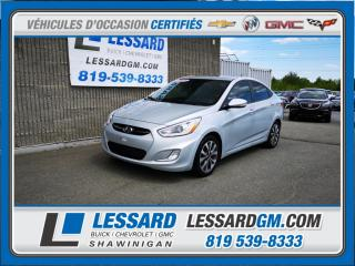 Used 2016 Hyundai Accent Gls, T.ouvrant for sale in Shawinigan, QC