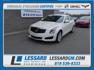 Used 2014 Cadillac ATS Awd T.ouvrant, A/c 2 for sale in Shawinigan, QC