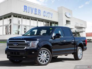 New 2019 Ford F-150 Limited  for sale in Winnipeg, MB
