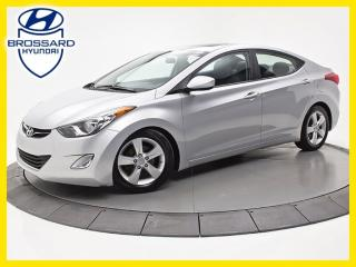 Used 2013 Hyundai Elantra Gls Mags Toit Fogs for sale in Brossard, QC