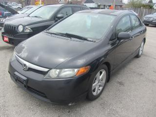 Used 2007 Honda Civic LX for sale in Hamilton, ON