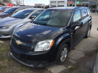 Used 2012 Chevrolet Orlando 1LT for sale in Alliston, ON