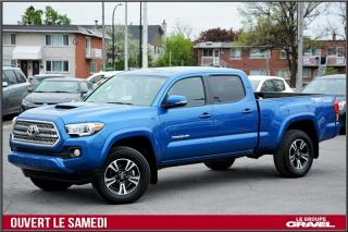 Used 2016 Toyota Tacoma Double Cab - V6 for sale in St-Léonard, QC