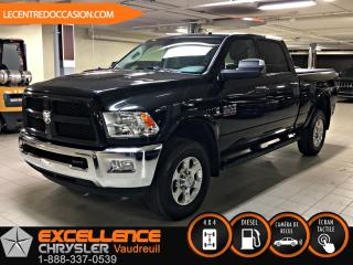 Used 2016 RAM 2500 Outdoorsman 4x4 *CREW CAB BOITE 6.4 CAME for sale in Vaudreuil-Dorion, QC