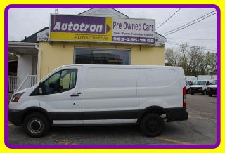 Used 2017 Ford Transit 250 LOW Roof, Eco Boost, Loaded for sale in Woodbridge, ON