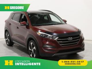Used 2016 Hyundai Tucson LTD AWD CUIR for sale in St-Léonard, QC