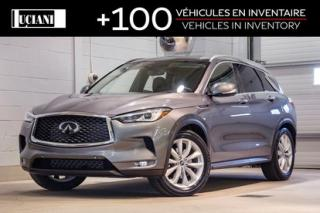 Used 2019 Infiniti QX50 2019 Infiniti for sale in Montréal, QC