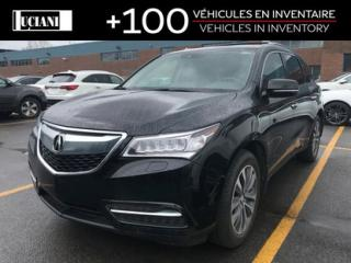 Used 2016 Acura MDX 2016 Acura - Sh-Awd for sale in Montréal, QC