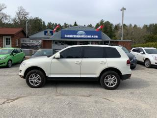 Used 2010 Volkswagen Touareg Comfortline for sale in Flesherton, ON