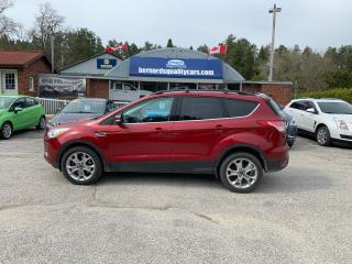 Used 2013 Ford Escape SEL for sale in Flesherton, ON