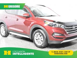 Used 2017 Hyundai Tucson SE for sale in St-Léonard, QC