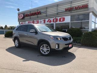 Used 2015 Kia Sorento LX Premium for sale in Port Dover, ON