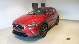 Used 2016 Mazda CX-3 Traction intégrale, 4 portes GT for sale in St-Raymond, QC