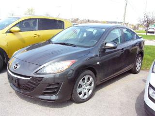 Used 2010 Mazda MAZDA3 i for sale in Georgetown, ON