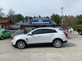 Used 2011 Cadillac SRX 3.0 Luxury for sale in Flesherton, ON