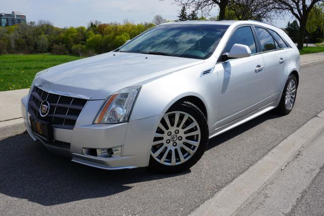 2010 Cadillac CTS WAGON - AWD / PERFORMANCE PACKAGE / ONE OWNER CAR