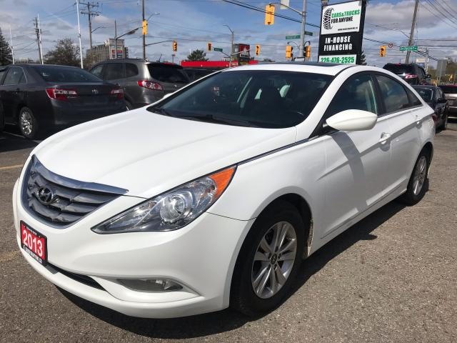 2013 Hyundai Sonata GLS l No Accidents l Sunroof l Alloy