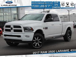 Used 2017 RAM 2500 Laramie 4x4 Cuir for sale in Victoriaville, QC