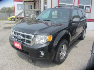 Used 2011 Ford Escape XLT for sale in Hamilton, ON