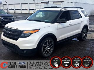 Used 2015 Ford Explorer Ford Explorer Sport 2015, toit ouvrant, for sale in Gatineau, QC