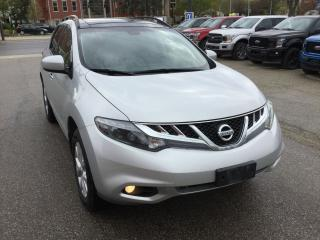 Used 2014 Nissan Murano SL | AWD | One Owner | Bluetooth for sale in Harriston, ON