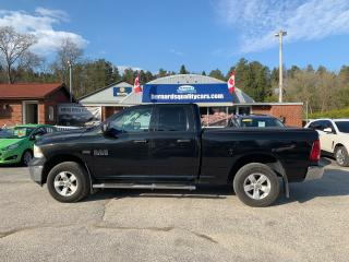 Used 2015 RAM 1500 ST for sale in Flesherton, ON