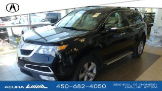 Used 2013 Acura MDX TECH PACK SH-AWD for sale in Laval, QC