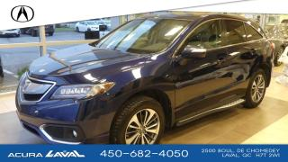Used 2017 Acura RDX Élite SH-AWD for sale in Laval, QC