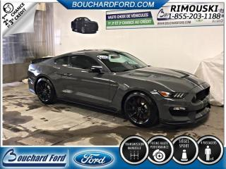 Used 2018 Ford Mustang Shelby GT350 for sale in Rimouski, QC