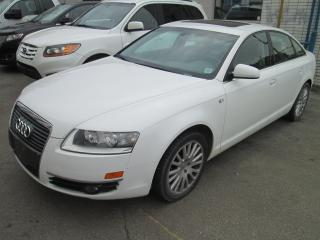Used 2007 Audi A6 3.2L for sale in Toronto, ON