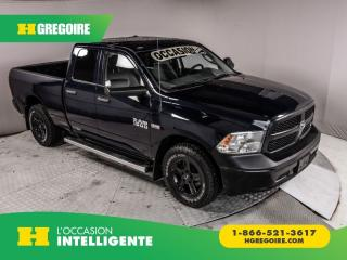 Used 2017 RAM 1500 ST AWD QUAD CAB for sale in St-Léonard, QC