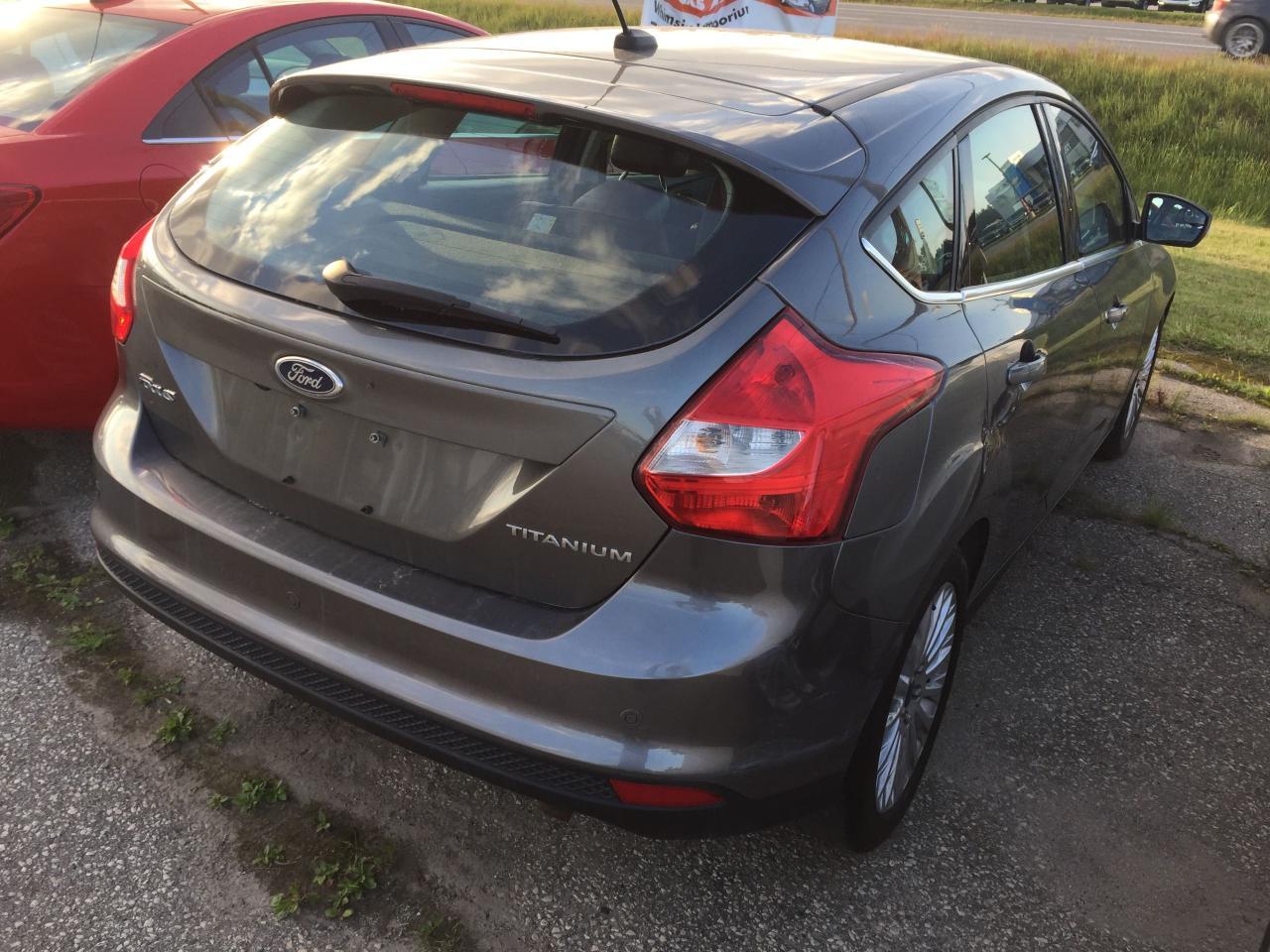 2012 Ford Focus