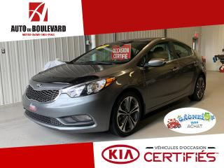 Used 2016 Kia Forte EX GDI AUTO CAMÉRA MAGS BEAU LOOK for sale in Notre-Dame-des-Pins, QC