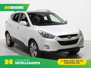 Used 2015 Hyundai Tucson LTD AWD AC GR for sale in St-Léonard, QC