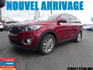 Used 2016 Kia Sorento Lx+|3.3l+v6|awd|siè for sale in Drummondville, QC