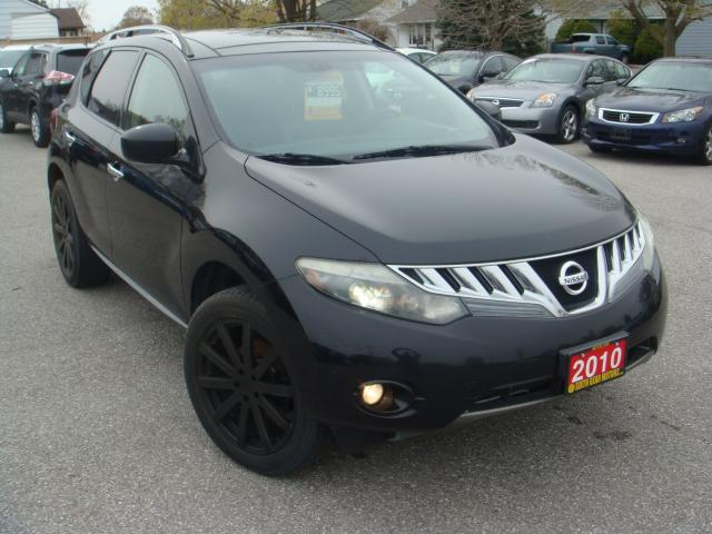 2010 Nissan Murano LE Navigation/Backup Camera/Leather