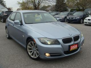 Used 2009 BMW 3 Series 335i xDrive Leather/Parking Sensors for sale in Ajax, ON