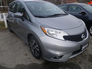 Used 2015 Nissan Versa Note SR for sale in Fort Erie, ON