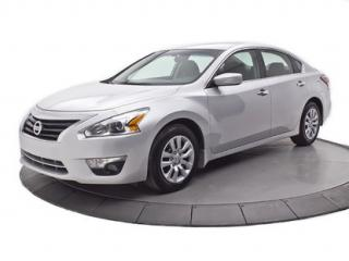 Used 2015 Nissan Altima 2.5s Bluetooth for sale in Brossard, QC