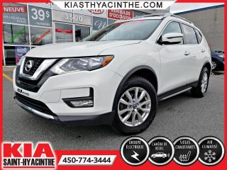 Used 2017 Nissan Rogue SV AWD ** CAMÉRA DE RECUL for sale in St-Hyacinthe, QC