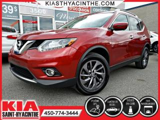 Used 2016 Nissan Rogue SL AWD ** TOIT PANO / NAVI / CUIR for sale in St-Hyacinthe, QC