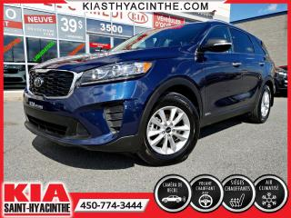 Used 2019 Kia Sorento LX AWD ** CAMÉRA DE RECUL for sale in St-Hyacinthe, QC